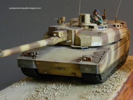 Camouflage OTAN désert (3 tons)